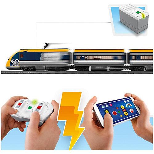 Конструктор LEGO City 60197: Пассажирский поезд от LEGO