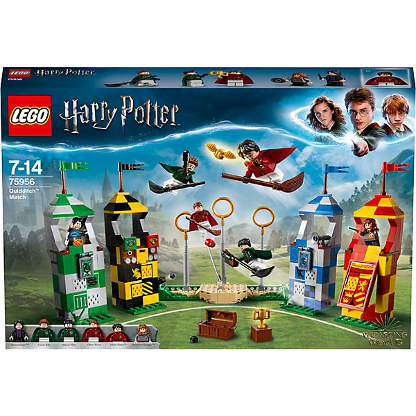 LEGO 75956 Harry Potter: Quidditch-Turnier