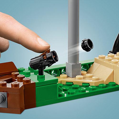 Конструктор LEGO Harry Potter 75956: Матч по квиддичу от LEGO