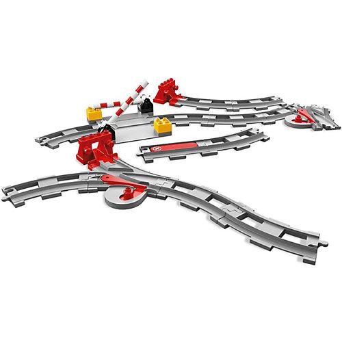 Конструктор LEGO DUPLO Town 10882: Рельсы от LEGO