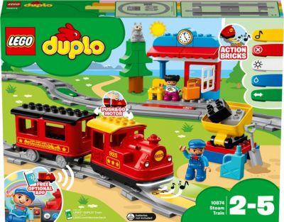 Kinder Eisenbahn Zug Set Neu Batteriebetrieben Starterset Lok Mit Schienen Elektrisches Spielzeug