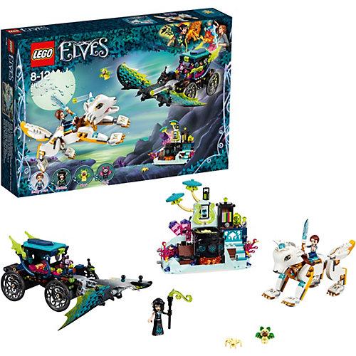 Конструктор LEGO Elves 41195: Решающий бой между Эмили и Ноктурой от LEGO