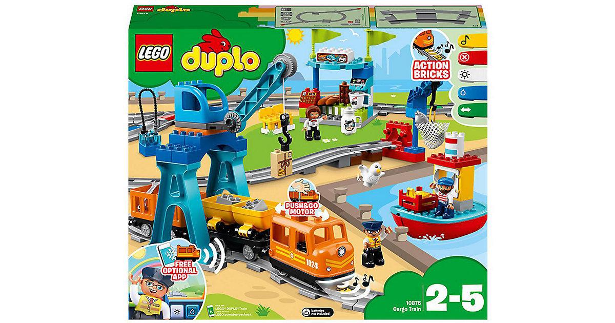 LEGO · LEGO 10875 DUPLO: Güterzug