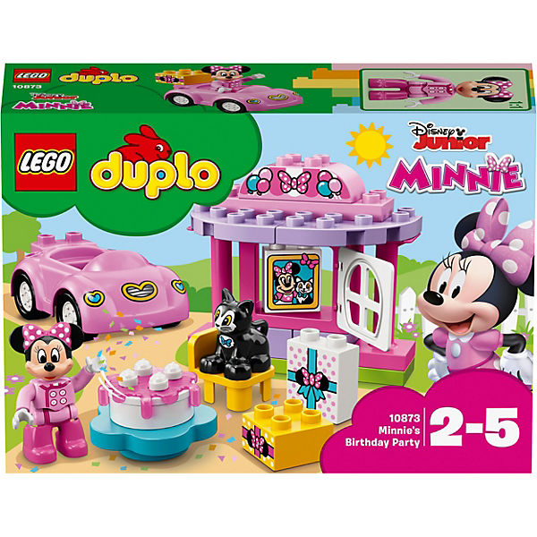 LEGO 10873 DUPLO: Minnies Geburtstagsparty