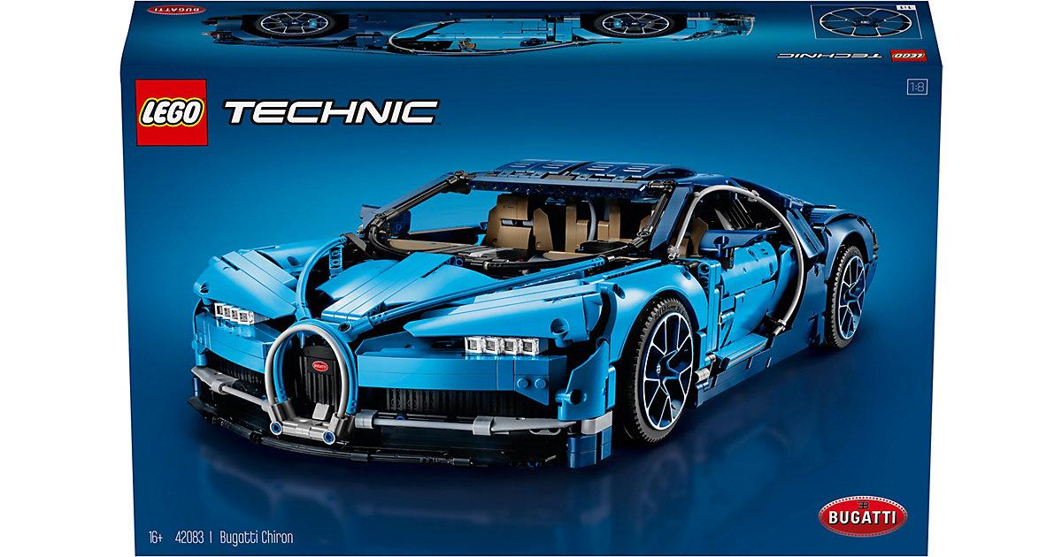LEGO 42083 Technic: Bugatti Chiron
