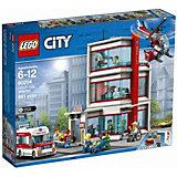 Конструктор LEGO City Town 60204: Городская больница
