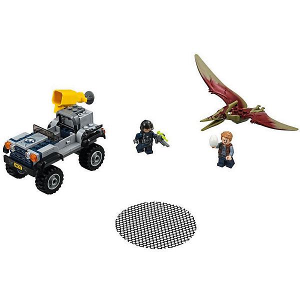 Конструктор LEGO Jurassic World 75926: Погоня за птеранодоном