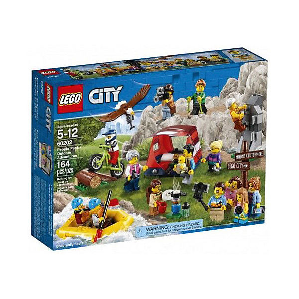 89113c23e55357 LEGO 60202 City  Stadtbewohner – Outdoor-Abenteuer