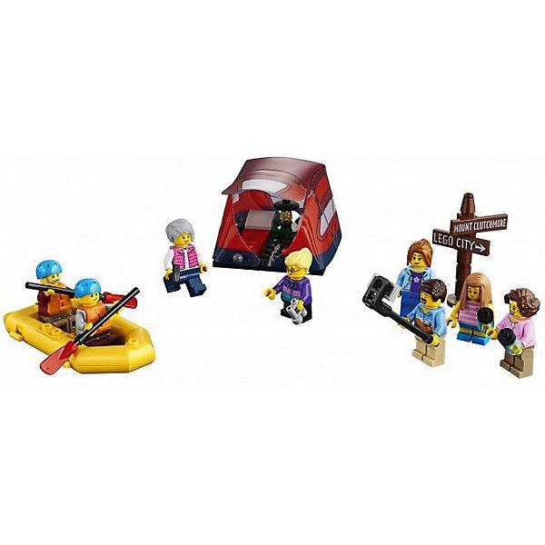 Конструктор LEGO City Town 60202: Любители активного отдыха