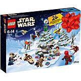 Минифигурки LEGO Minifigures Star Wars 75213: Новогодний календарь