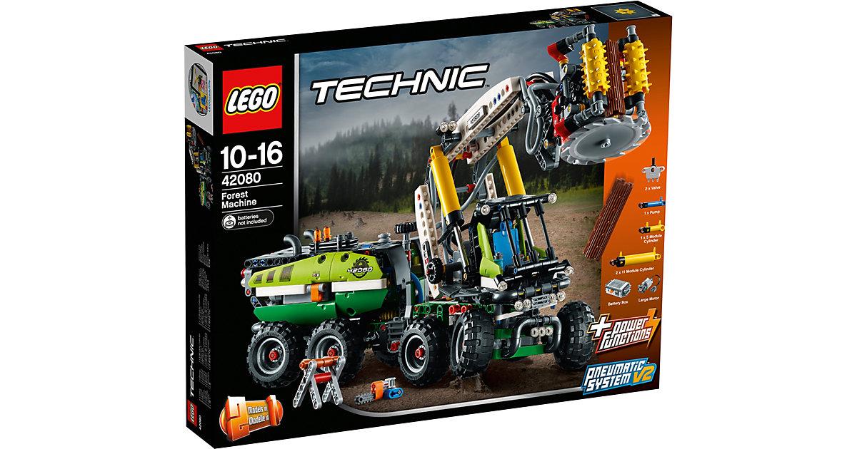 LEGO · LEGO 42080 Technic: Harvester-Forstmaschine