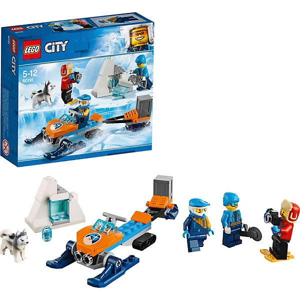 Конструктор LEGO City Arctic Expedition 60191: Полярные исследователи
