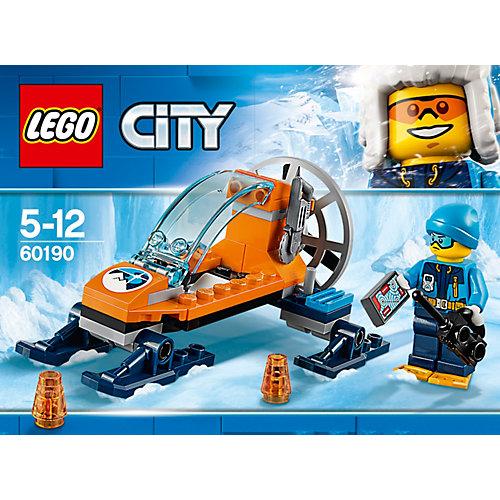 Конструктор LEGO City Arctic Expedition 60190: Аэросани от LEGO
