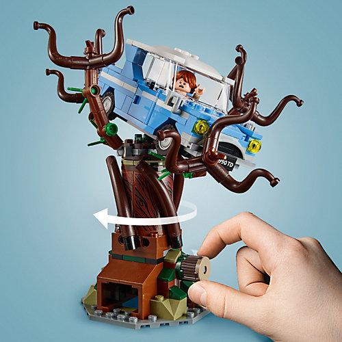Lego harry potter гремучая ива