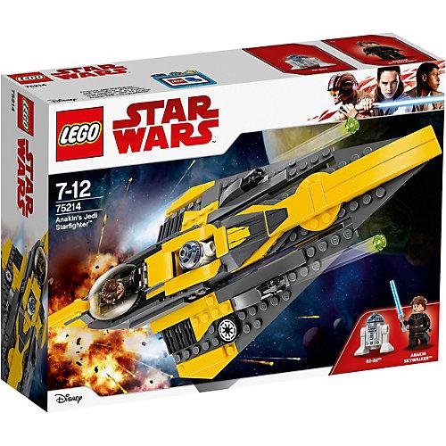 Конструктор LEGO Star Wars 75214: Звёздный истребитель Энакина от LEGO