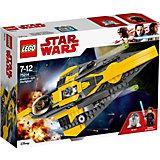 Конструктор LEGO Star Wars 75214: Звёздный истребитель Энакина