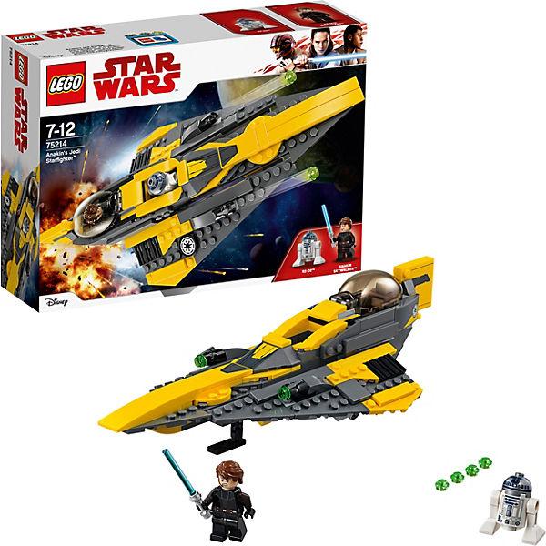 LEGO 75214 Star Wars: Starfighter, Anakin Starfighter, Wars: LEGO Star Wars 93f083
