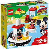 Конструктор LEGO DUPLO Disney 10881: Катер Микки