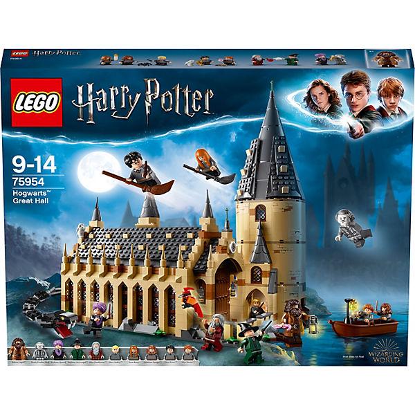 Lego Harry Potter 75954 Die Grosse Halle Von Hogwarts Harry Potter Mytoys