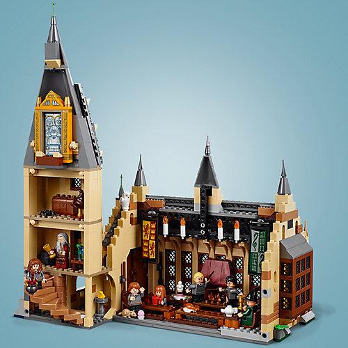 Конструктор LEGO Harry Potter 75954: Большой зал Хогвартса от LEGO