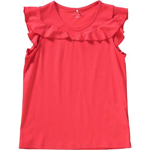 NAME IT Top NKFKIMONDA , Organic Cotton Gr. 158/164 Mädchen Kinder | 05713731366363