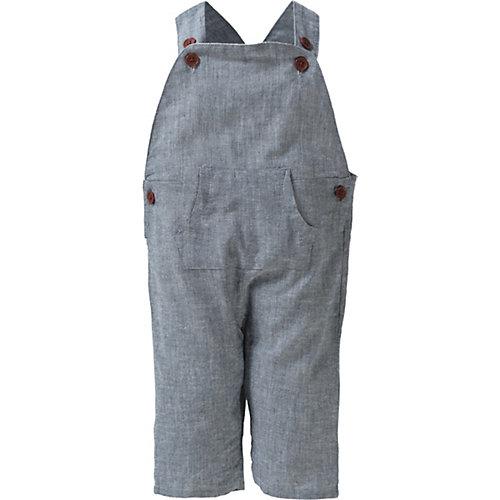 NAME IT Latzhose NBMGAFALLEN , Organic Cotton Gr. 56 Jungen Baby | 05713727931612