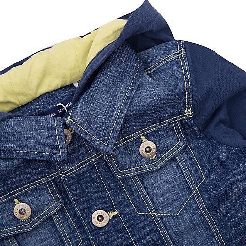 Джинсовая куртка Original Marines - синий от Original Marines