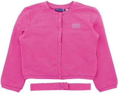 Кардиган Original Marines для девочки - розовый