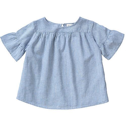 name it Kinder Jeansbluse NMFDUELLA Gr. 110 Mädchen Kleinkinder | 05713735257605
