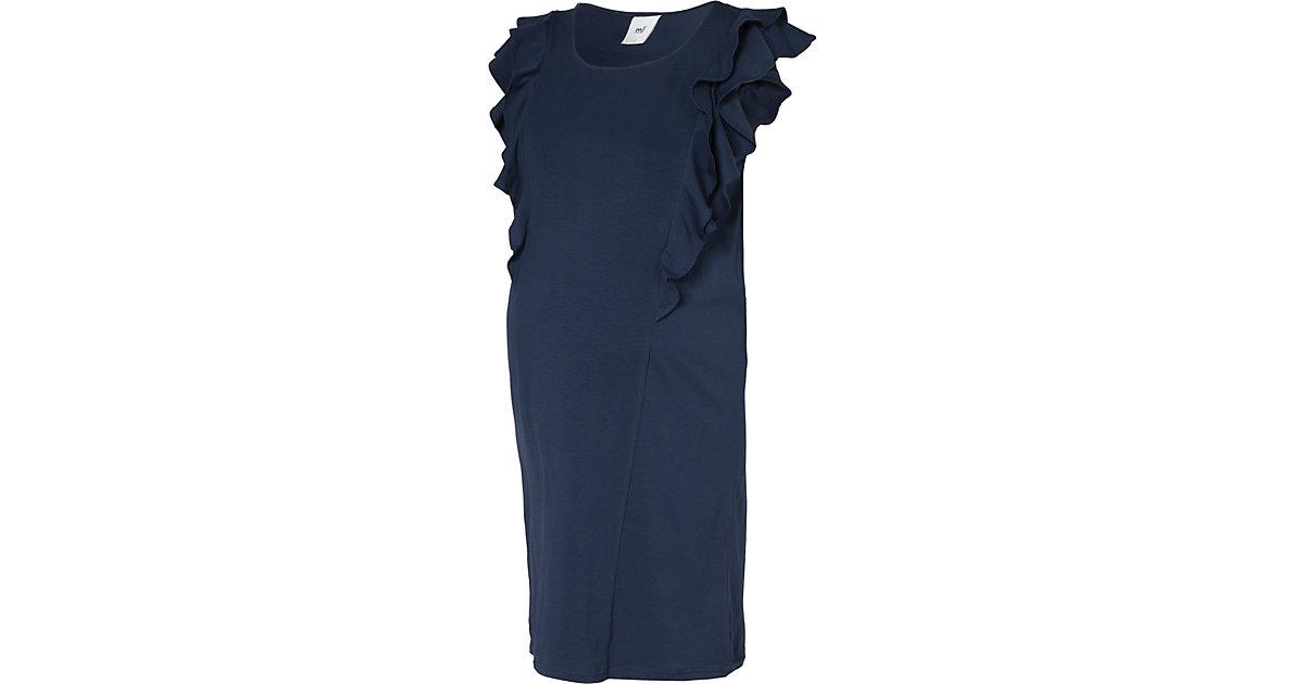 MLOFELIA MARY SL JERSEY ABK DRESS N - Umstandskleider - weiblich dunkelblau Gr. 40 Damen Kinder