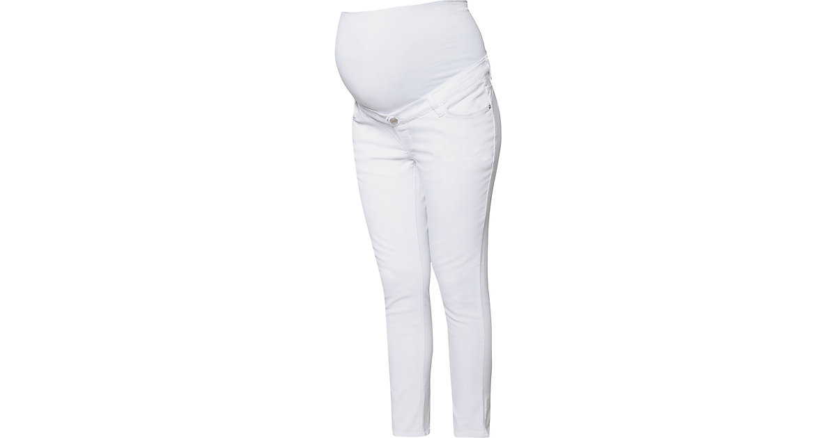 ESPRIT · Umstandshose slim 7/8 Gr. 42 Damen Kinder