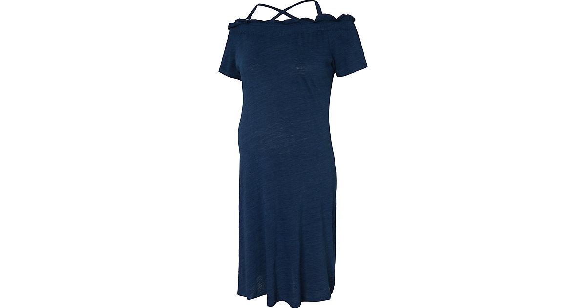 Umstandskleid blau Gr. 40 Damen Kinder