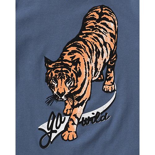 - NAME IT T-Shirt NMMGAXOS , Organic Cotton Gr. 110 Jungen Kleinkinder   05713727717193