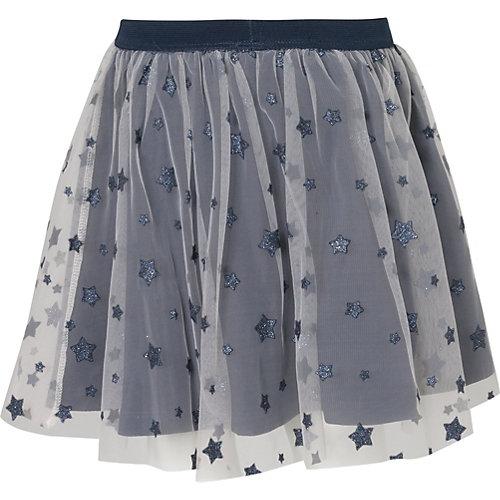 Kinder Tüllrock mit Glitzer-Sternen Gr. 128/134 Mädchen Kinder   04060836802182