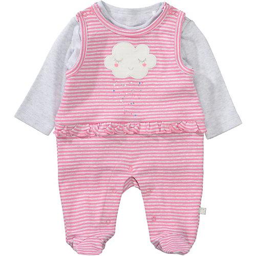 Baby Set Strampler + Langarmshirt Gr. 56 Mädchen Baby | 04060836766569