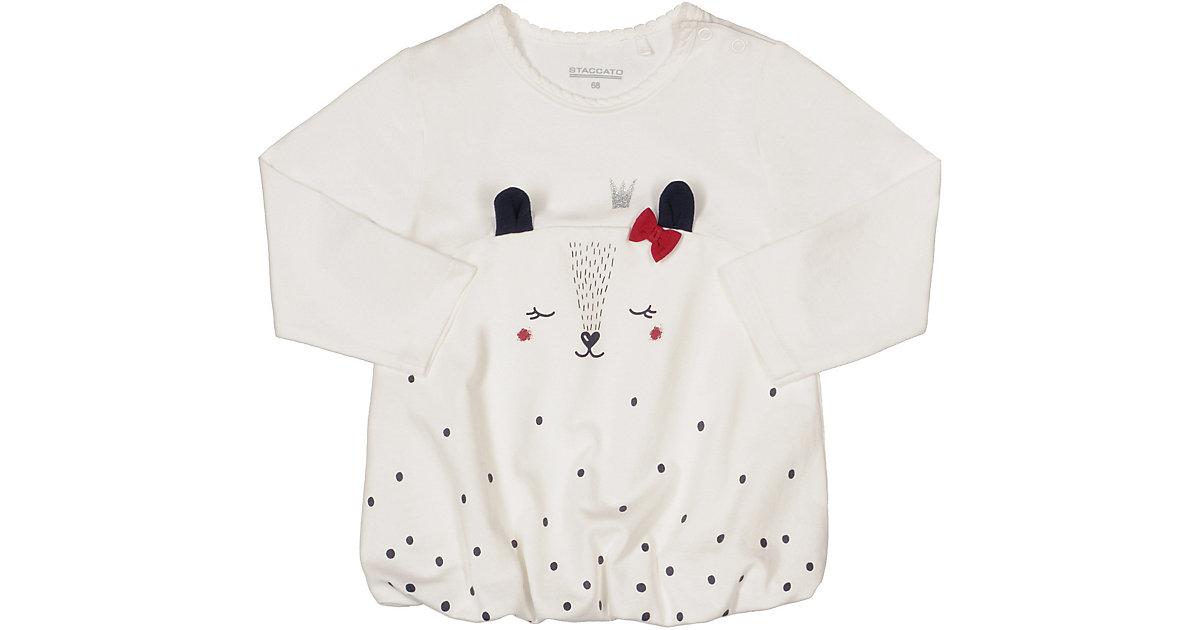 STACCATO · Baby Langarmshirt Gr. 86 Mädchen Kleinkinder