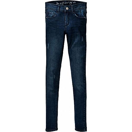Jeans Skinny Fit , Bundweite REGULAR Gr. 170 Mädchen Kinder | 04060836849798