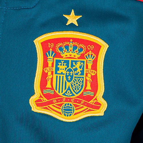 - ADIDAS,ADIDAS PERFORMANCE Kinder Trainingsjacke SPANIEN WM 2018 Gr. 152 | 04059322333729