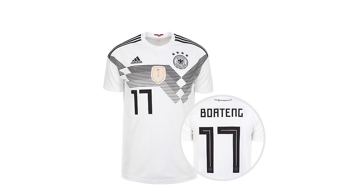 ADIDAS PERFORMANCE · Kinder Trikot DFB WM 2018 BOATENG Gr. 128