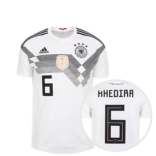 ADIDAS,ADIDAS PERFORMANCE Kinder Trikot DFB WM 2018 KHEDIRA Gr. 140 | 04055033154332