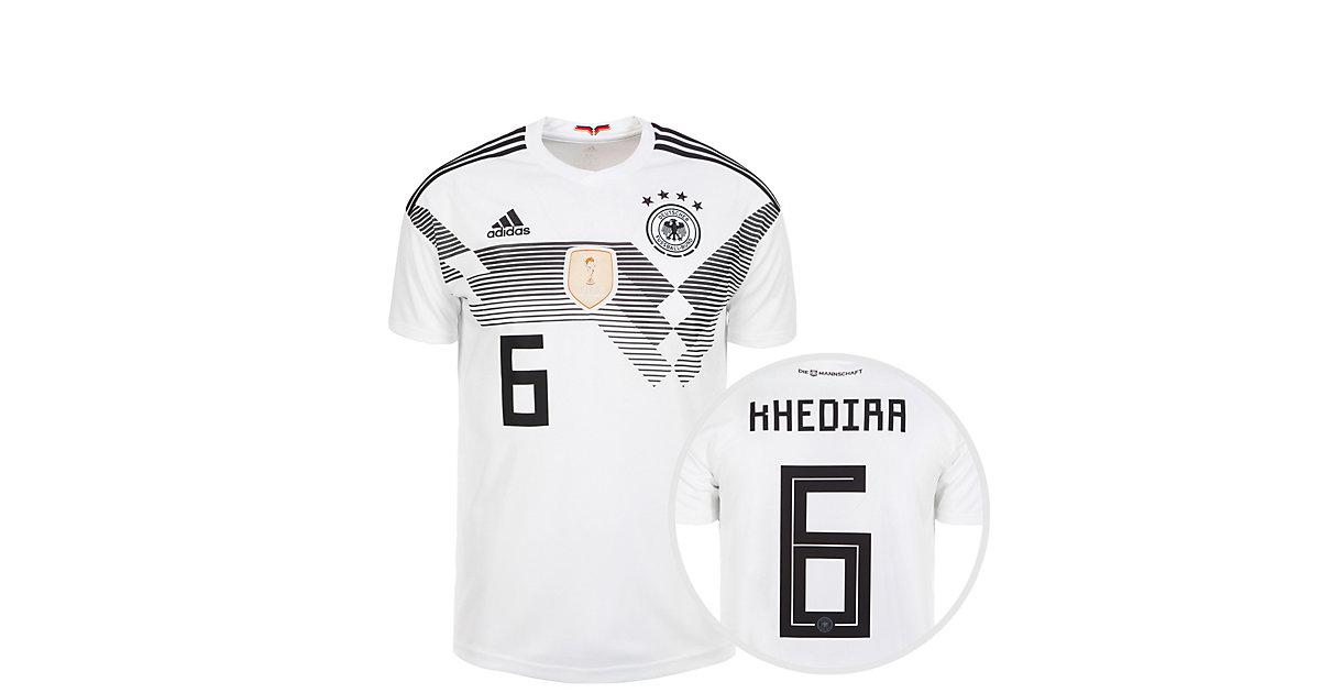 ADIDAS PERFORMANCE · Kinder Trikot DFB WM 2018 KHEDIRA Gr. 128