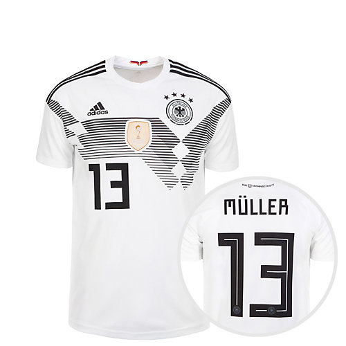 ADIDAS,ADIDAS PERFORMANCE Kinder Trikot DFB WM 2018 MÜLLER Gr. 164 | 04055033154417