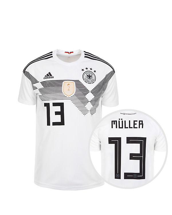 Kinder Trikot Dfb Wm 2018 Müller Adidas Performance