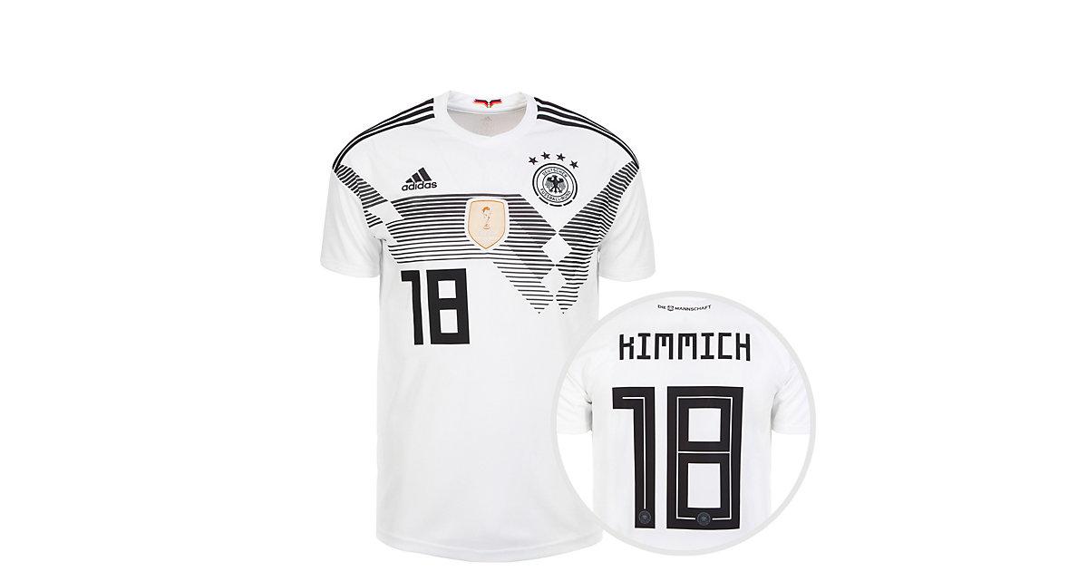 ADIDAS PERFORMANCE · Kinder Trikot DFB WM 2018 KIMMICH Gr. 176