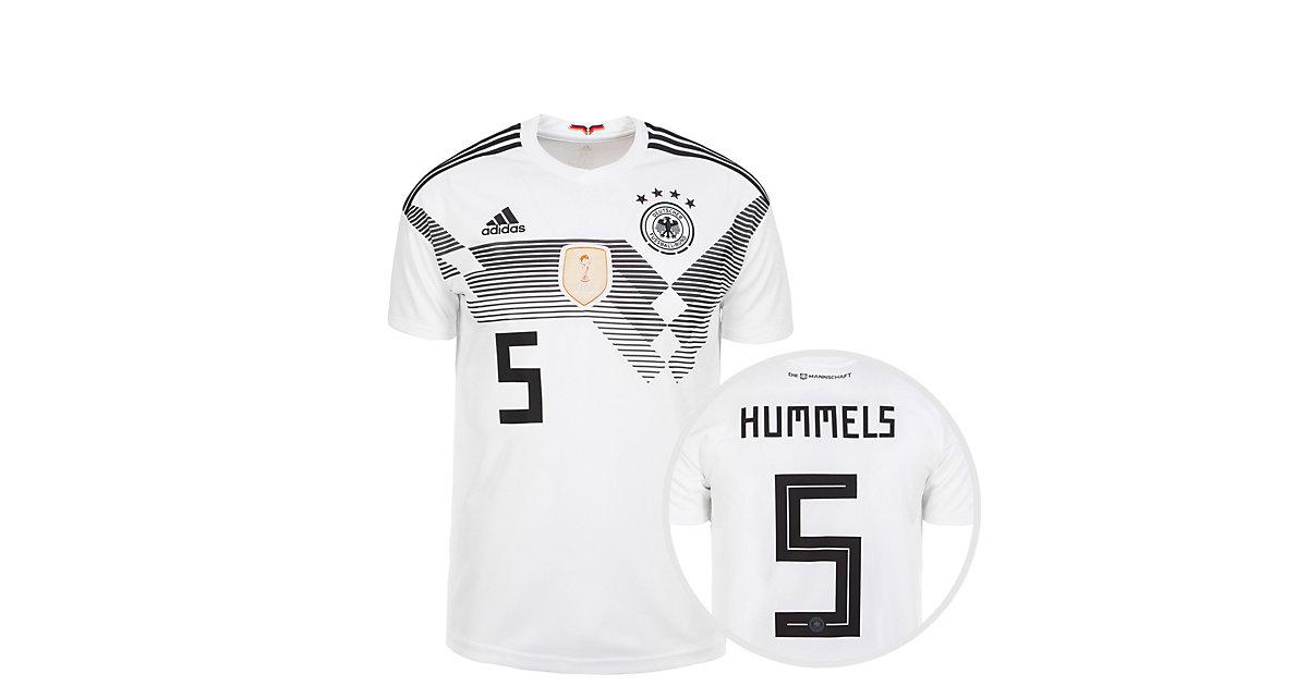 ADIDAS PERFORMANCE · Kinder Trikot DFB WM 2018 HUMMELS Gr. 152