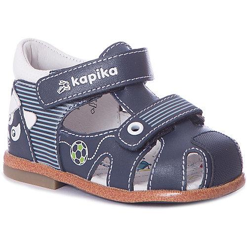 Сандалии Kapika - синий от Kapika