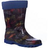 Резиновые сапоги со съемным носком Kapika
