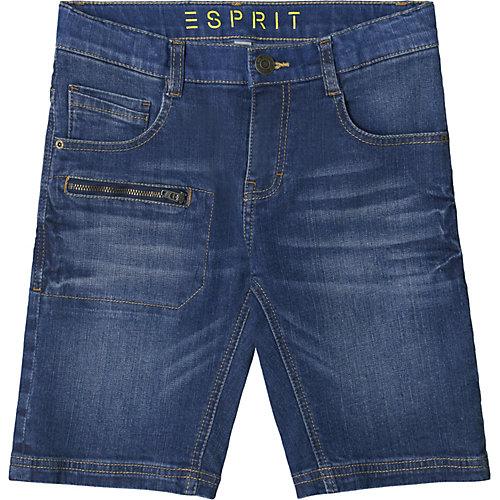 ESPRIT Jeansshorts Gr. 140 Jungen Kinder | 03663760844948