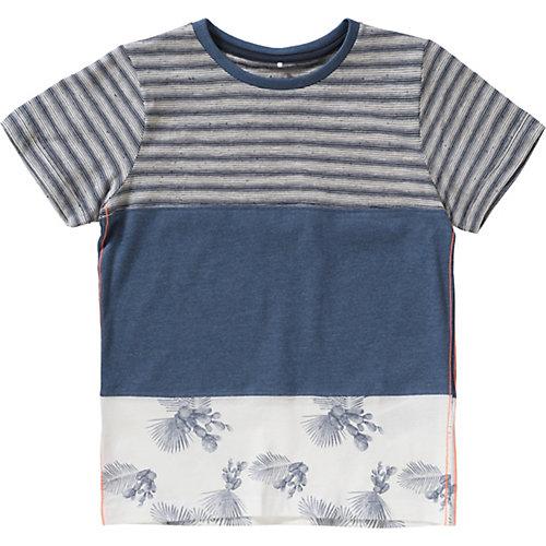 NAME IT T-Shirt NKMJAY Gr. 122/128 Jungen Kinder | 05713727793760
