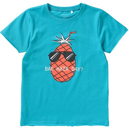 NAME IT T-Shirt VILHELM Gr. 104 Jungen Kleinkinder | 05713731237618